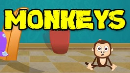 Monkeys - Populsr Nursery Rhymes