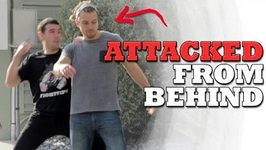 How To Defend Yourself If Attacked From Behind
