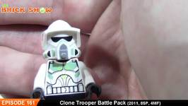 LEGO Clone Trooper Battle Pack Review - LEGO 7913
