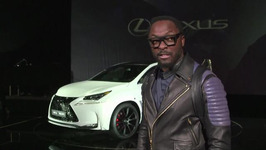 Will.i.am Designed Lexus is Basically a Camera you can Drive