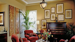 Interior Design How To Hang Art 1