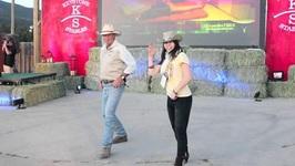 Keystone In Colorado - Line Dancing At TBEX 2012