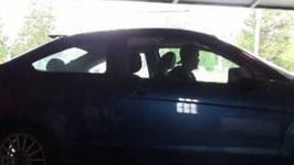 Funny Pranks - Sideways Car Prank