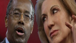 Do Carson, Fiorina Have a Snowball's Chance for President