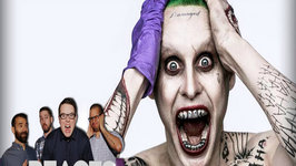 Jared Leto's The Joker Revealed - Kinda Funny Reacts