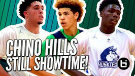 Chino Hills Is Still The Best Show In America LaMelo Ball, Eli Scott, Gelo Ball And More