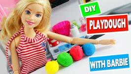 Craft With Barbie: How To Make Playdough