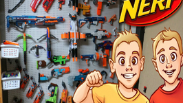 You must have the right safety equipment and the coolest Nerf gun  accessories if you want to transform an ordinary battle into the ultimate  Nerf gun war!