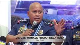 Angered by drug case debacle, Duterte punched Palace wall  Bato reveals