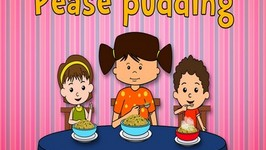 Pease Pudding  Nursery Rhymes  Animated Songs for Children