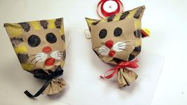 Paper Bag Tiger