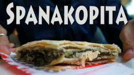Spanakopita - Street Eats Greece