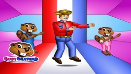 Simon Says - Childs Game - English for Kids - Learn English Games - Educational Video
