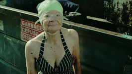 86-Year-Old Grandmother Becomes Bandage-Testing Stuntwoman