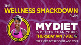 Wellness Smackdown on ABC's My Diet Is Better Than Yours