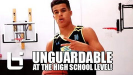 Michael Porter Jr Is The Best Scorer In High School - Official Ballislife Mixtape!