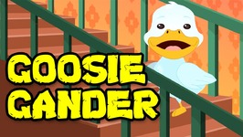 Goosie Gander - Popular Nursery Rhymes