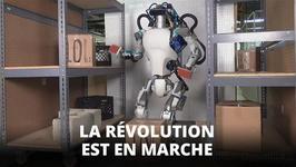 Atlas, le nouveau robot humanode de Google