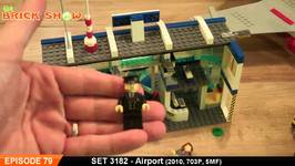 LEGO 3182 - LEGO City Airport Review