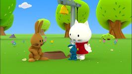 Mr. Rabbit's Nephews