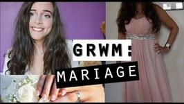 Grwm: Invit De Mariage
