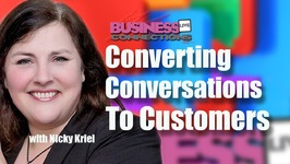 Converting Conversations to Customers BCL157