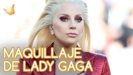Lady Gaga - Cómo hacer un maquillaje de ojos glitter paso a paso