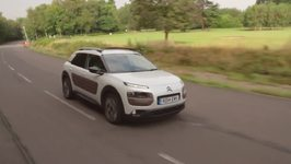 New Citron C4 Cactus - Best Small SUV, less than 16,000