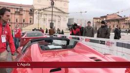2014 Ferrari Tribute to 1000 Miglia