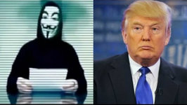 Anonymous Declares War on Trump with OpTrump