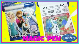 disney frozen imagine ink rainbow col - Imagine Ink Coloring Book