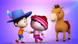 Yankee Doodle  Children's Popular Nursery Rhymes