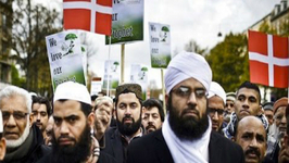 ISIS Openly Supported by Danish Mosque