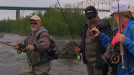 Learning To Fly Fish With The New Fly Fisher