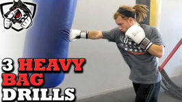 3 Excellent Heavy Bag Drills for MMA, Muay Thai And Boxing