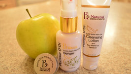 Be Natural Organics Pomme DOr Swiss Apple Stem Cell Serum - What I Say About Stuff