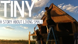 TINY- Tiny Houses Documentary And American (ESP)IONAGE With Director Christopher Smith