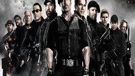 The Expendables 3 And Working with Sylvester Stallone