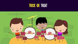 Trick or Treat Song for Kids - Halloween Songs for Children