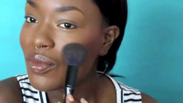 Best Highlight Contour And Blush Tips for Dark Skin