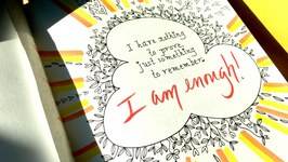 Drawing for My Life: Healing Through Coloring - Jessica Ortner Quote