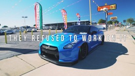 They Refused To Work On My Gtr - Happy Birthday Turbo