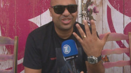 Sidney Samson talks marriage and Italian shoes
