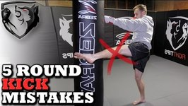 5 Common Muay Thai Roundhouse Mistakes Perfect Your Kick