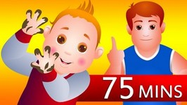 Johny Johny Yes Papa PART 2 And Many More Videos  Popular Nursery Rhymes Collection By Chuchu TV
