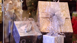 Gift Wrapping - How to Wrap a BEAUTIFUL Gift