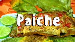 Eating Paiche Fish in Iquitos - Amazonian Food from Peru