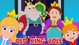 Old King Cole Finger Family Songs  Old King Cole Finger Family  Finger Family Collection
