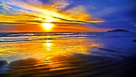 Guided Meditation Deep Relaxation - Ocean Waves