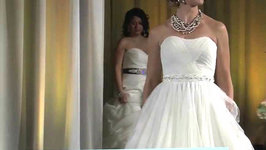 Florida Wedding Expo Tampa: Fashion Show-White Closet Bridal